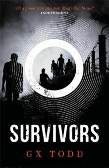 Survivors : The Voices Book 3, Hardback Book