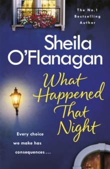 What Happened That Night, Paperback Book