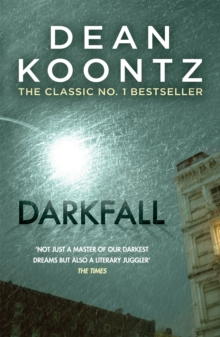 Darkfall : A remorselessly terrifying and powerful thriller, Paperback / softback Book