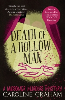 Death of a Hollow Man : A Midsomer Murders Mystery 2, Paperback / softback Book