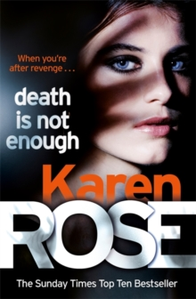 Death Is Not Enough (The Baltimore Series Book 6), Hardback Book