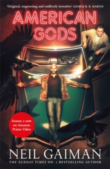 American Gods : TV Tie-in, Paperback Book