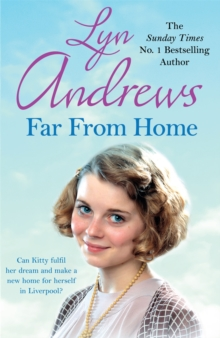Far From Home : A young woman finds hope and tragedy in 1920s Liverpool, Paperback / softback Book