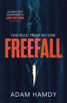 Freefall : the explosive thriller, Hardback Book