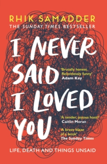 I Never Said I Loved You : THE SUNDAY TIMES BESTSELLER, EPUB eBook