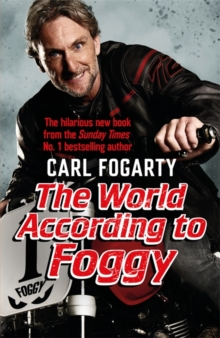 The World According to Foggy, Hardback Book
