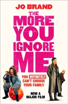 The More You Ignore Me, Paperback Book