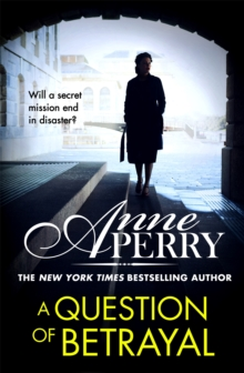A Question of Betrayal (Elena Standish Book 2), Paperback / softback Book