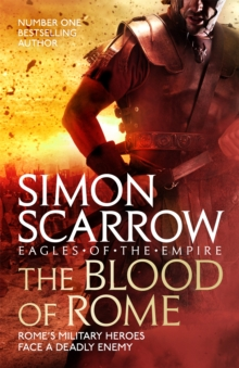 The Blood of Rome (Eagles of the Empire 17), Hardback Book