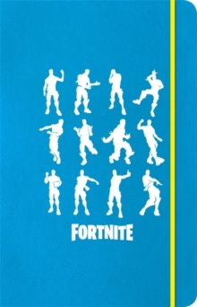 FORTNITE Official: Hardcover Ruled Journal : Fortnite gift; 216 x 142mm; ideal for battle strategy notes and fun with friends, Miscellaneous print Book