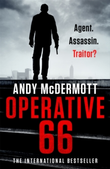 Operative 66 : the explosive new thriller from the international bestseller, Hardback Book