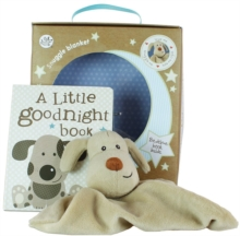 Sleepy Puppy : Adorable blankie to cuddle and lullaby book to share., Board book Book