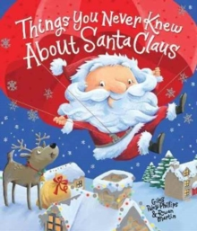 Things You Never Knew About Santa Claus, Paperback Book