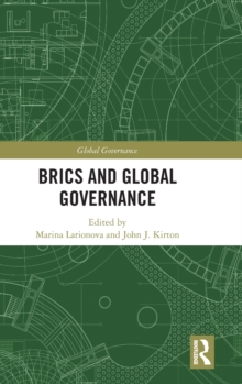 BRICS and Global Governance, Hardback Book