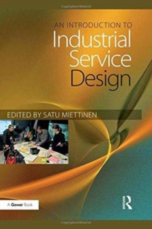 An Introduction to Industrial Service Design, Hardback Book