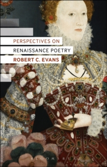 Perspectives on Renaissance Poetry, Paperback Book
