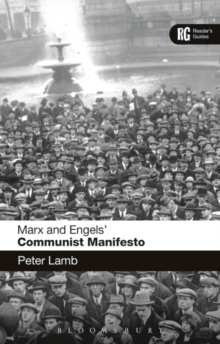 Marx and Engels' 'Communist Manifesto' : A Reader's Guide, Paperback / softback Book