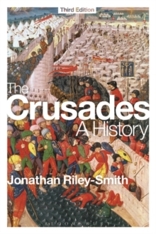 The Crusades: A History, Paperback Book