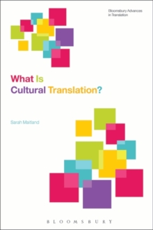 What Is Cultural Translation?, Paperback / softback Book
