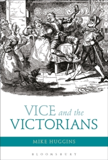 Vice and the Victorians, Paperback Book