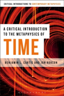 A Critical Introduction to the Metaphysics of Time, Paperback Book