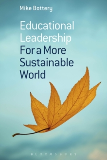 Educational Leadership for a More Sustainable World, Paperback Book