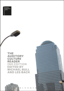 The Auditory Culture Reader, Hardback Book