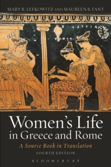 Women's Life in Greece and Rome : A Source Book in Translation, Paperback / softback Book