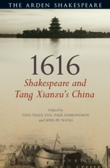 1616: Shakespeare and Tang Xianzu's China, Paperback / softback Book