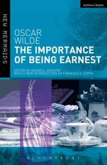 The Importance of Being Earnest, Paperback / softback Book