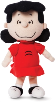 LUCY 10 INCH SOFT TOY,  Book