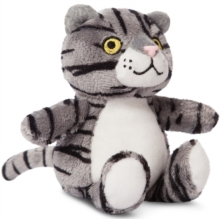 MOG THE FORGETFUL CAT BUDDIES 6 INCH SOF,  Book