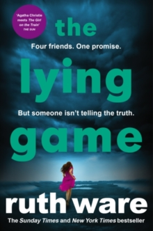 The Lying Game: Signed Edition, Hardback Book