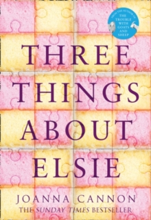 THREE THINGS ABOUT ELSIE LIMITED SIGNED,  Book