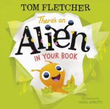 THERES AN ALIEN IN YOUR BOOK SIGNED ED, Hardback Book