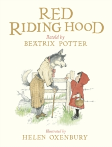 RED RIDING HOOD INDEPENDENT EXCLUSIVE, Hardback Book
