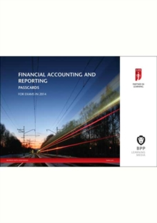ICAEW Financial Accounting and Reporting : Passcards, Spiral bound Book
