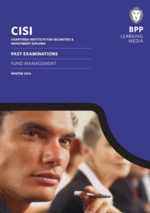 CISI Diploma Fund Management : Past Exams, Paperback Book