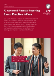 CIMA F2 Advanced Financial Reporting : Exam Practice i-Pass, Online resource Book