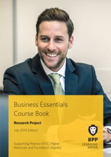 Business Essentials Research Project : Study Text, Paperback Book