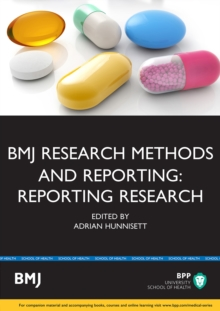 BMJ Research Methods & Reporting: Reporting Research : Study Text, Paperback Book