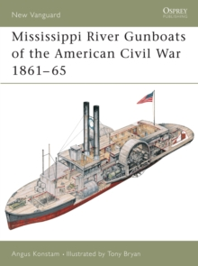 Mississippi River Gunboats of the American Civil War 1861 65, PDF eBook