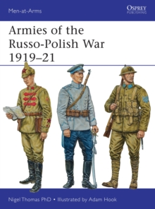Armies of the Russo-Polish War 1919-21, Paperback / softback Book