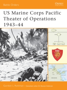 US Marine Corps Pacific Theater of Operations 1943 44, EPUB eBook