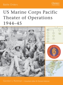 US Marine Corps Pacific Theater of Operations 1944 45, PDF eBook