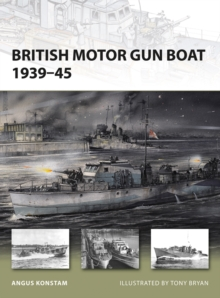 British Motor Gun Boat 1939 45, EPUB eBook
