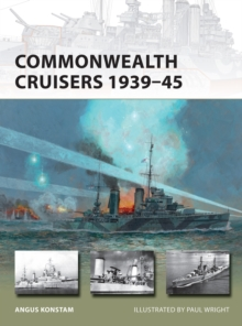 Commonwealth Cruisers 1939 45, EPUB eBook