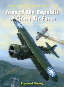 Aces of the Republic of China Air Force, Paperback Book