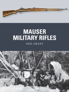 Mauser Military Rifles, Paperback / softback Book