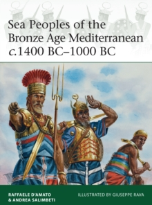Sea Peoples of the Bronze Age Mediterranean c.1400 BC 1000 BC, PDF eBook